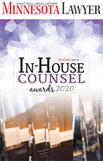 In-House Counsel awards 2020