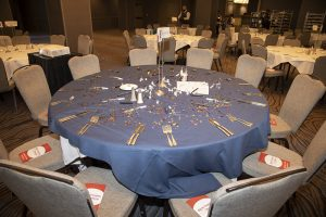 Celebration Tables add to the excitement