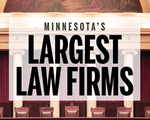 Minnesota's Largest Law Firms 2014