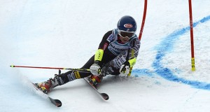 AP Photo/Keystone: Jean-Christophe Bot Mikaela Shiffrin competing at the World Cup finals in Switzerland earlier this month. The 18-year old American became the youngest ever winner of an Olympic gold medal in slalom skiing with her Feb. 21 victory at the Sochi games.