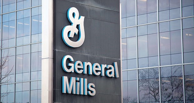 General Mills Inc.'s headquarters in Golden Valley. The food giant had to backtrack on changes in language on its website that indicated consumers could be bound to arbitration by downloading coupons, joining online communities and participating in contests. (Bloomberg  photo:  Ariana Lindquist)