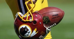 """Last week the U.S. Patent Office ruled that the National Football League's Washington Redskins nickname is """"disparaging of Native Americans"""". (AP Photo/Nick Wass, File)"""