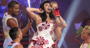 Katy Perry (Shutterstock image)