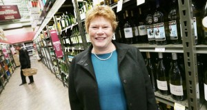 Debra Page and the rest of the Lindquist & Vennum team worked for a year to get a liquor license for Total Wine.  Its competition tried to block them every step of the way. (Staff photo:Bill Klotz)
