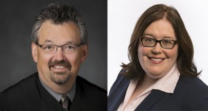 Eric Magnuson (left) is a partner at Robins Kaplan and served as chief justice of the Minnesota Supreme Court from 2008 to 2010. He can be reached at ejmagnuson@RobinsKaplancom. Katherine Barrett Wilk (right) is principal at Robins Kaplan.