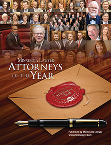 Click here to read the Attorneys of the Year 2014 digital edition.