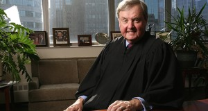 Hennepin County District Court Judge Kevin Burke. (File photo)