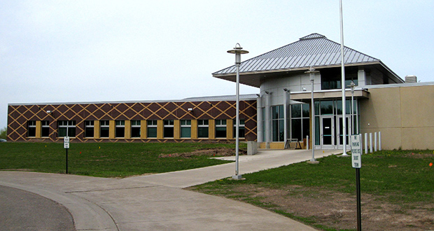 This 2010 file photo shows the Minnesota Sex Offender Program's high-security facility in Moose Lake, Minn. (AP file photo)