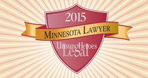 2015 Unsung Legal Heroes