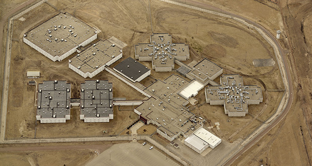 The Prison Population Task Force heard about a proposal to reopen Prairie Correctional Facility in Appleton, built by Corrections Corporation of America. Under the plan, the Department of Corrections would lease the prison from CCA. Submitted photo: Swift County