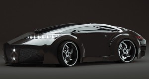 """Stock photo of a """"Supersport Concept Car."""" Not the Batmobile. Credit: Thinkstock"""