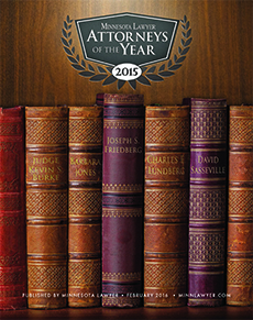 Click here to read the Attorneys of the Year 2015 digital edition.