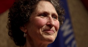 Wisconsin Supreme Court candidate JoAnne Kloppenburg, shown in a 2011 photo, has received the endorsement of Milwaukee County Circuit Court Judge Joe Donald, who was edged out of the running in a primary election. AP file photo