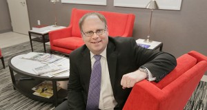 """Jeffrey O'Brien, an attorney with Lommen Abdo in Minneapolis, says, """"With an S corporation, you can pay yourself a salary, pay FICA and Medicare tax on that salary, and take draws beyond that salary without the FICA obligation."""" Staff photo: Bill Klotz"""