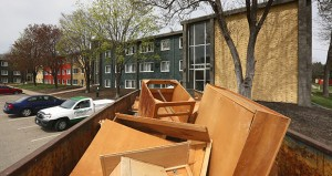 Landlord can discontinue Section 8 subsidies