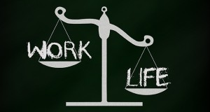 Scale of work and life