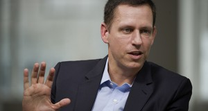 News reports say Silicon Valley venture capitalist Peter Thiel has secretly bankrolled pro wrestler Hulk Hogan's lawsuit against Gawker. (Bloomberg News file photo)