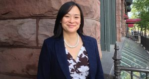 Irene Kao just completed her first legislative session as intergovernmental relations counsel for the League of Minnesota Cities. (Photo: Todd Nelson)