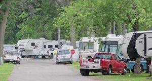 Attorney General Lori Swanson's office has weighed in on a lawsuit between Minneapolis developer Aeon and the former owner of the St. Anthony-based Lowry Grove Mobile Home Park and Wayzata-based Continental Property Group. A letter issued by Swanson's office says the former owner and Continental broke the law in a June 13 sale of the park. (File photo: Bill Klotz)