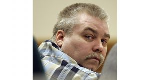 In this 2007 photo, Steven Avery listens to testimony in the courtroom at the Calumet County Courthouse in Chilton, Wisconsin. (AP file photo)