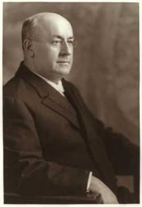 """John McGee, a pro-business extremist, became the dominant figure on the Minnesota Commission of Public Safety. He spoke of German-Americans and Nonpartisan League members as """"vipers"""" and traitors who deserved the firing squad. (Submitted image: Minnesota Historical Society)"""