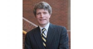University of Minnesota Law School professor Richard Painter started focusing on the Emoluments Clause over a year ago while he was on a research leave at Harvard. (Submitted image)
