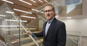 For Ken Abdo, the move to Fox Rothschild means leaving a firm that bears the family name and where his older brother, Bob, remains executive vice president. (Staff photo: Bill Klotz)