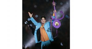 Prince was a prolific and idiosyncratic genius, with sales exceeding 100 million albums. (AP file photo)