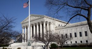 The U.S. Supreme Court Building in Washington, D.C. (Bloomberg News file photo)