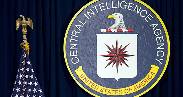 The seal of the Central Intelligence Agency at CIA headquarters in Langley, Virginia. Nearly 8,000 documents released by WikiLeaks purportedly reveal secrets about the CIA's tools for breaking into computers, cellphones and even smart TVs. (AP file photo)