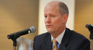 Senate Majority Leader Paul Gazelka, R-Nisswa, noted that the ruling will temporarily protect the state's credit rating, but he called on the court to act quickly on the remaining issues. (File photo)