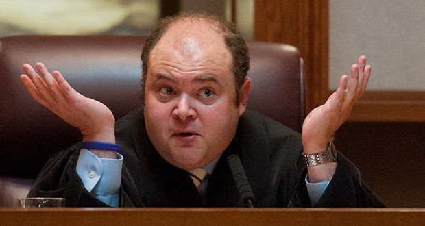 Minnesota Supreme Court Justice David Stras has been nominated to the 8th U.S. Circuit Court of Appeals. (AP file photo)