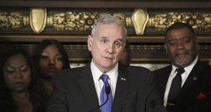 Gov. Mark Dayton has asked that a police training program be named in Philando Castile's honor. (Submitted image)