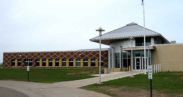 This 2010 file photo shows the Minnesota Sex Offender Program's high-security facility in Moose Lake, Minnesota. (AP file photo)