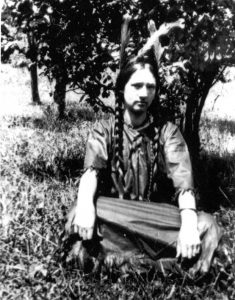 """When she was a young woman, Lucy Ann Lobdell spent much of her time in the New York wilderness, learning to sharpshoot everything """"down to the rat."""" """"I used often to go hunting to drive care and sorrow away,"""" she wrote in a memoir. """"When I was upon the mountain's brow, chasing the wild deer, it was exciting for me."""" (Submitted image)"""