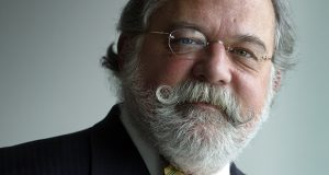 Trump lawyer Ty Cobb, shown in a 2004 photo, created a stir when he discussed the Russia investigation over lunch with his colleague John Dowd – within earshot of a New York Times reporter. (AP file photo)