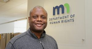 Kevin Lindsey was appointed Commissioner of the Minnesota Department of Human Rights in February 2011. (Staff photo: Bill Klotz)