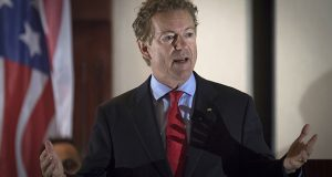 The libertarian-leaning Rand Paul, son of populist-libertarian icon Ron Paul, doesn't think much of his gated community's rules and regulations. (AP file photo)