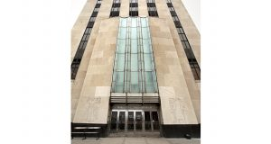 The Ramsey County Courthouse stand in downtown St. Paul. Unlike other jurisdictions in Minnesota, Ramsey County has a four-week trial block, during which any of a specified number of trials may begin. (File photo: Bill Klotz)