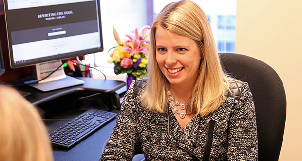 Robins Kaplan LLP of Minneapolis recently hired attorney Bree Johnson as its first chief strategy, pricing and legal project management officer. (Submitted photo)