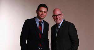 Vadim Trifel and John Faricy of Faricy Law Firm. (Submitted photo)
