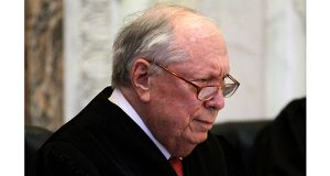 Judge Stephen Reinhardt was a throwback to an era of openly activist liberal judges — a one-man embodiment of the Warren Court. (AP file photo)