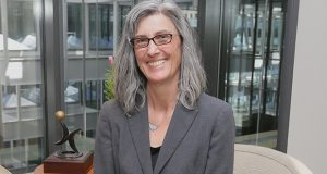 Sarah Duniway worked for a couple of years between college and law school as a grass-roots political organizer. While she enjoyed that work, she concluded she was better suited to being the attorney for nonprofit organizations rather than on the front line. (File photo: Bill Klotz)