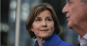 Attorney General Lori Swanson is running for governor. (Staff photo: Kevin Featherly)