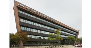 This building at 1402 W. 76th Street in Richfield was one of the facilities used by the Minnesota School of Business/Globe University before closing in 2017. (File photo: Bill Klotz)