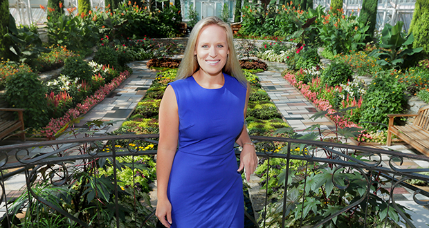 College courses in philosophy helped to spark Jennifer Bullard's interest in studying law. (File photo: Bill Klotz)