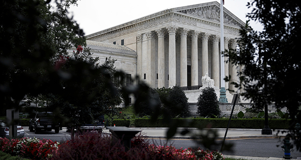 The U.S. Supreme Court Building stands in Washington, D.C. (Bloomberg file photo)