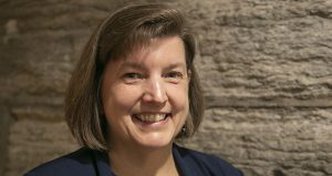 As a frequent testifier before Minnesota's Sentencing Guidelines Commission, Kelly Mitchell has advocated far-reaching progressive reforms. (File photo: Kevin Featherly)