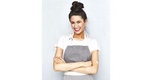 Chloe Coscarelli was the first vegan chef to win the top prize on a nationally televised cooking competition. (Submitted photo)