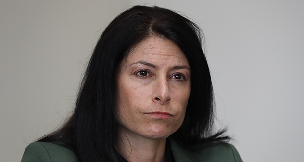 Michigan Attorney General Dana Nessel says she is considering using state racketeering laws usually reserved for organized crime in investigating clergy sex abuse. (AP photo: Paul Sancya)